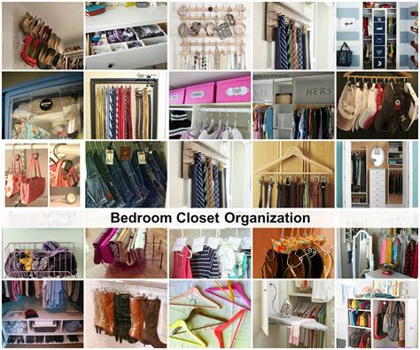 bedroom closet organization ideas  idea room