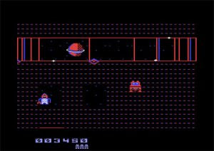 Black Hole 3D - Commodore 64 - Game