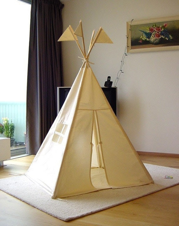 Indoor play tent - plain
