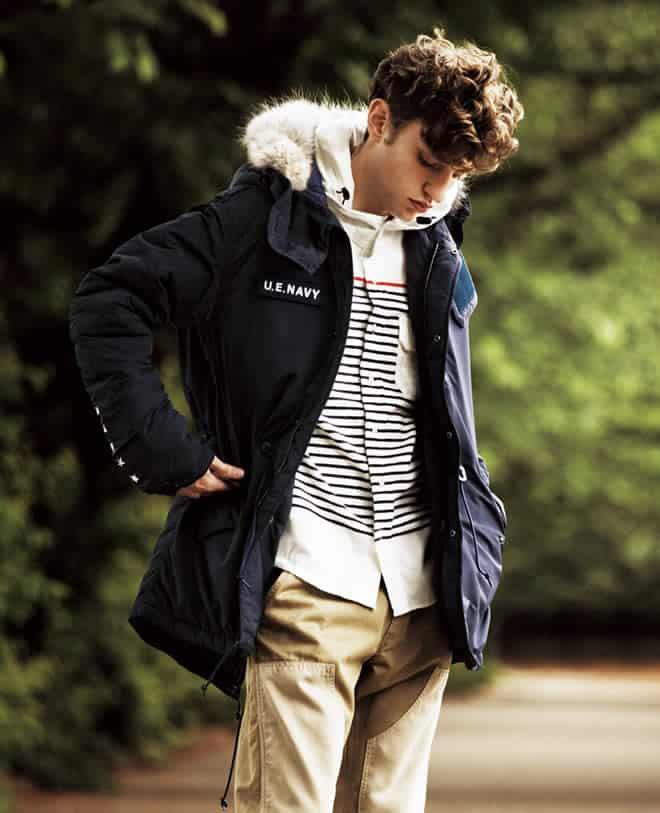 Uniform Experiment Autumn/Winter 2012 Collection Lookbook