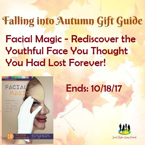 Enter the Facial Magic - Rediscover the Youthful Face You Thought You Had Lost Forever! Giveaway. Ends 10/18