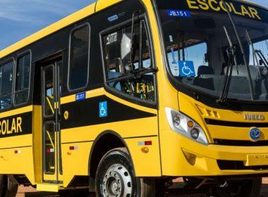 Quadrilha 'guardava' ou diminuía rotas de ônibus escolares para reter verbas, diz PF