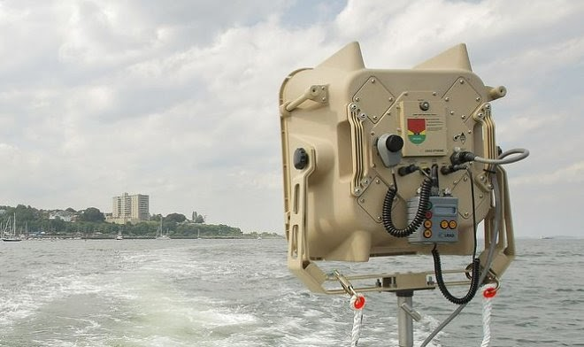 ВМС США создали необычное устройство, эффективно перебивающее человеческую речь