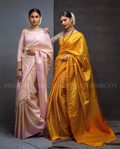 Best 25  Silk sarees ideas on Pinterest   Pattu saree