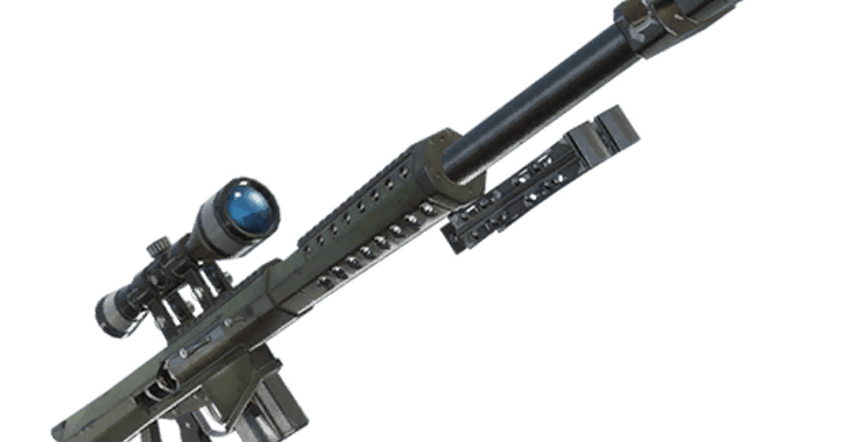 Fortnite Patch V5 21 Heavy Sniper Now Available Cloth Glitch