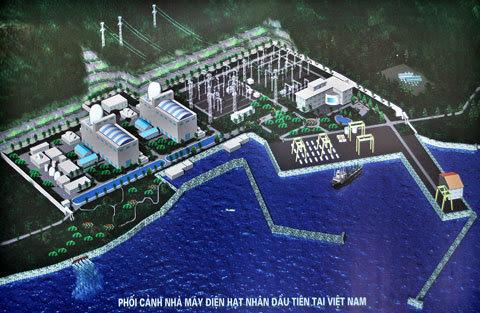 điện hạt nhân, hoãn thi công, dự án, Ninh Thuận, nhà máy, Thủ tướng Nguyễn Tấn Dũng