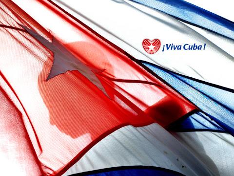 Viva Cuba. Foto: Kaloian