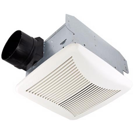 NuTone 80 CFM Energy Star Bathroom Exhaust Fan - #T0046 | LampsPlus.