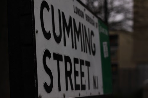 I'm Cumming up your street by ultraBobban