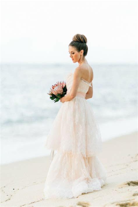 Beach wedding dresses ideas