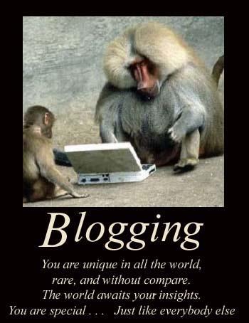 Efek Blogging Terhadap Motivasi Diri