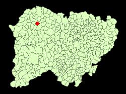 Vị trí của Barceo