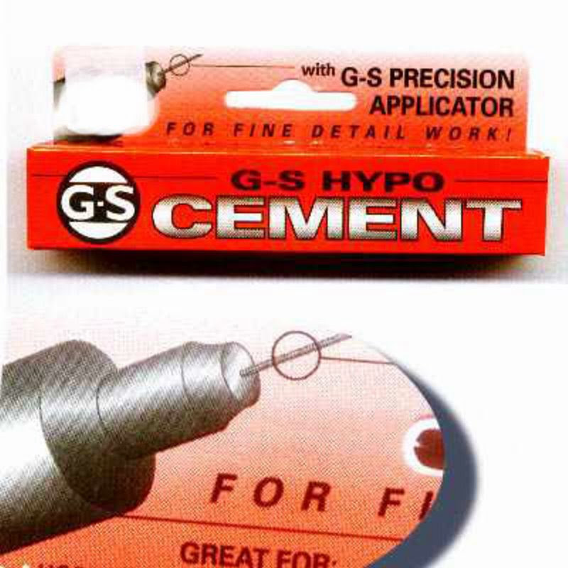 88827972 Tools - Adhesive -  G-S Hypo-tube Cement -  (1)