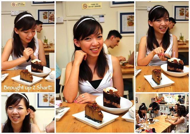 WeiZhi's BDay @ Haute Food1
