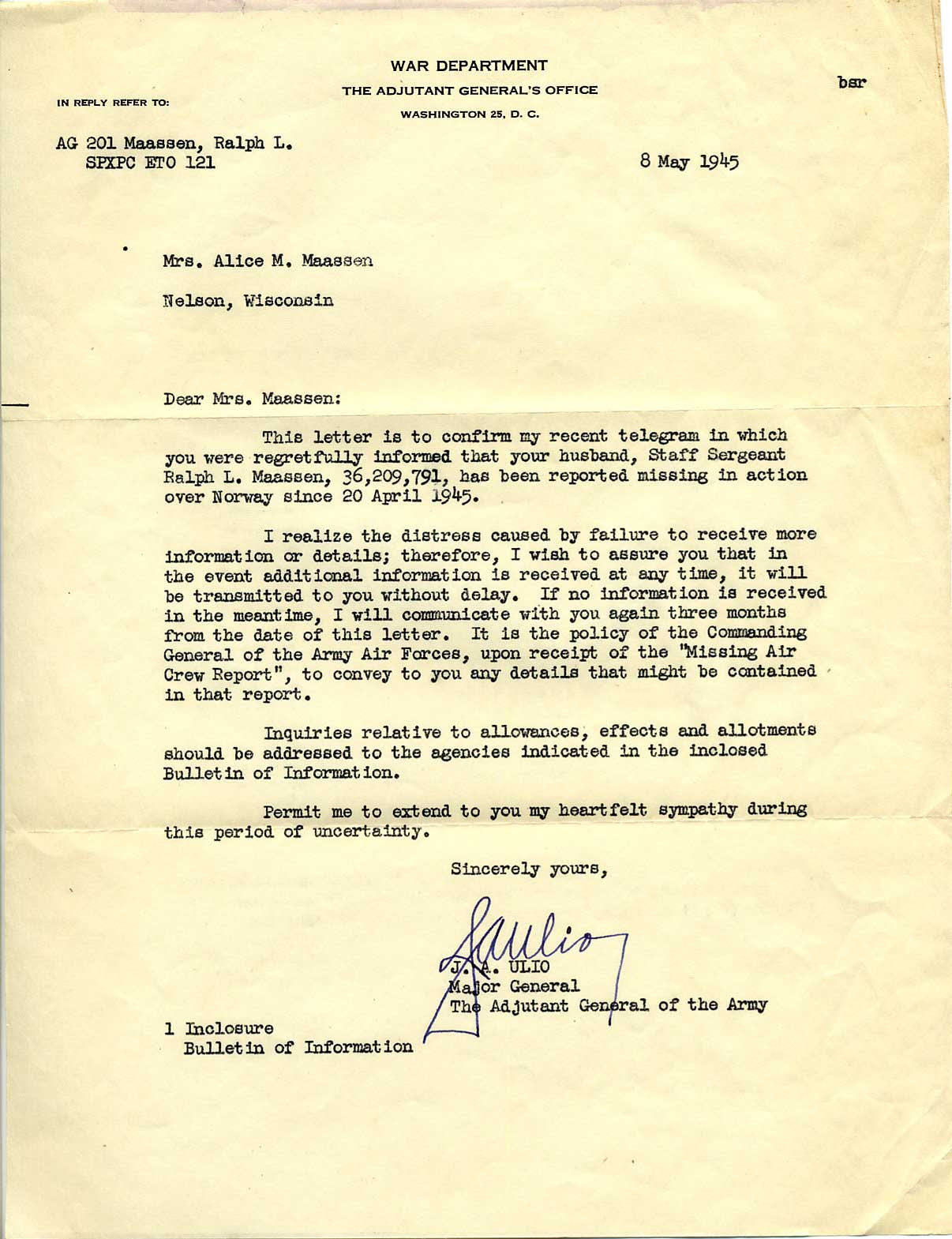 Image result for mia letter