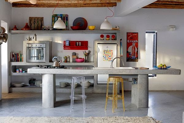 Modern Moroccan Kitchen Design | Home Design Ideas Essentials
