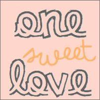 one sweet love