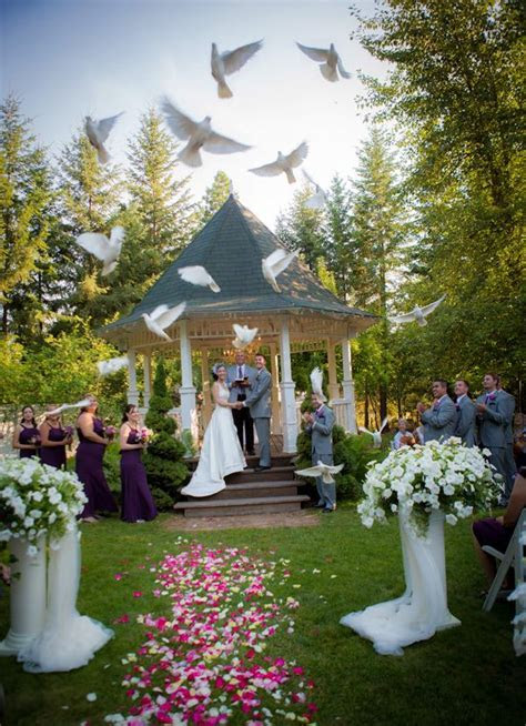 Fairytale Wedding at Belle Victorian Garden by Crain