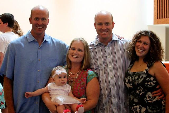 Scarlett's Baptism July 2012 9