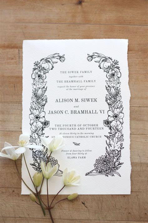 369 best Graphic design wedding invitation images on