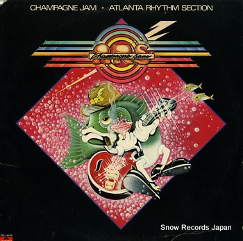 ATLANTA RHYTHM SECTION champagne jam