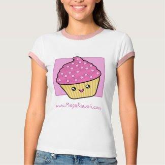 Mega Kawaii Cupcake T-Shirt - Customized shirt