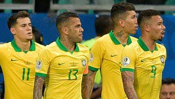 Peru vs Brasil 0-5 Highlights Copa America
