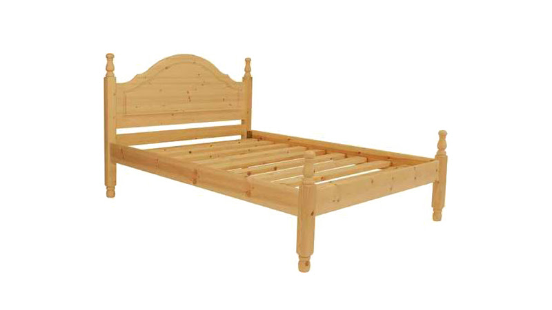 Solid Wood Single, Double and Wider Beds  Richman UK  Furniture Manufacturing