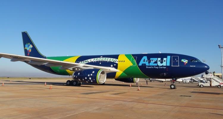 AZUL A330-200 Nacao Azul pateo 900dpi