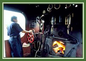 Coal-powered Vulcan Steam Engine