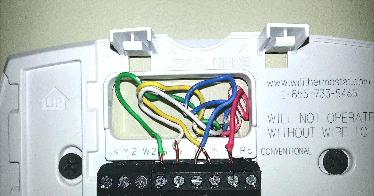 Single Pole Thermostat Wiring