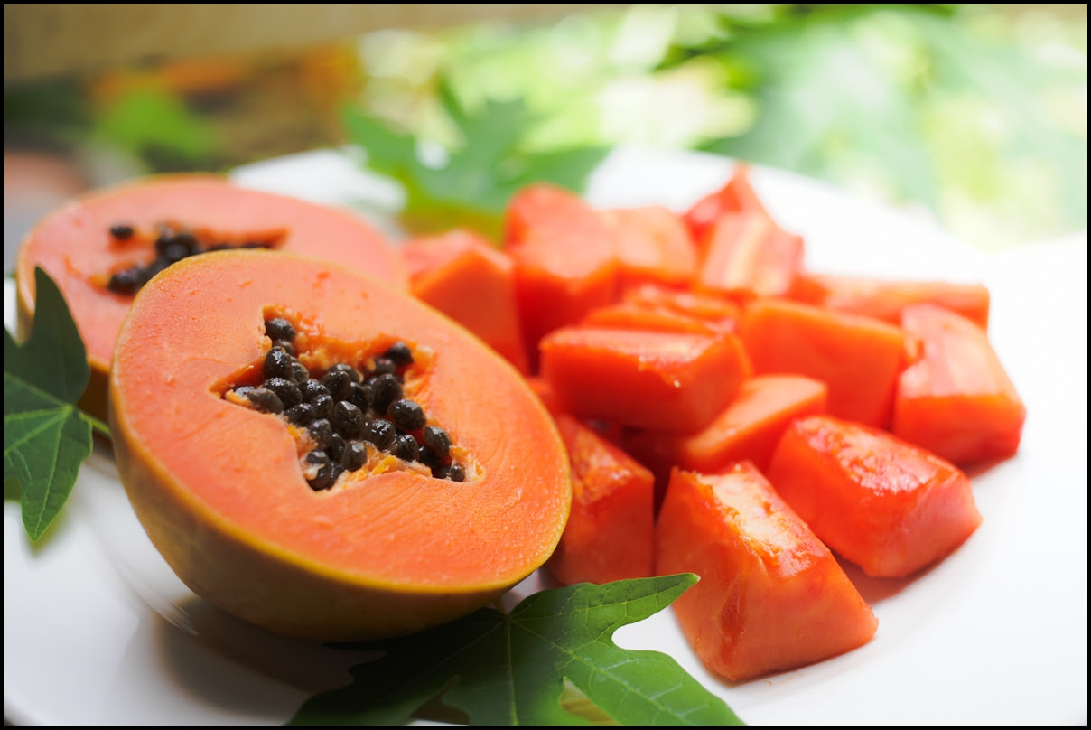 Descubren que la cáscara de papaya es rica en antioxidantes