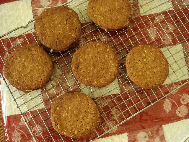Cook's Illustrated: Peanut Butter Sandwich Cookies
