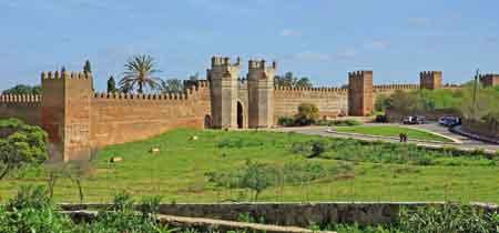 """Résultat de recherche d'images pour """"La nécropole de Chellah, Rabat"""""""