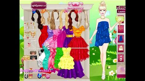 Barbie Online Games Barbie Wedding Engagement Dress Up
