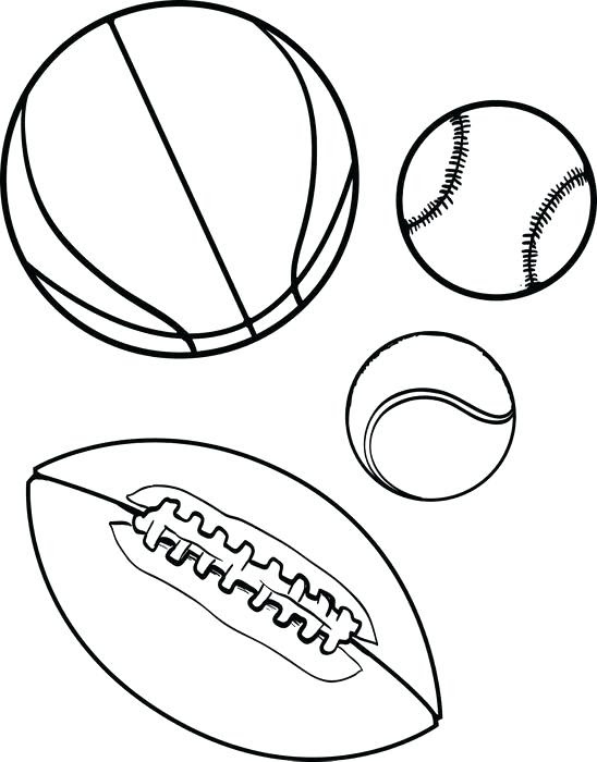 7600 Top Preschool Coloring Pages Soccer Ball For Free