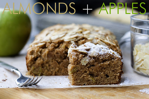 Apple Almond Loaf 1