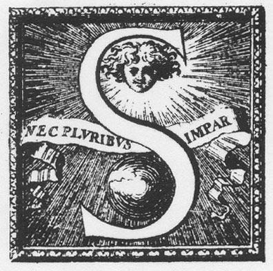 Fichier:1694 S Nec Pluribus Impar.jpg
