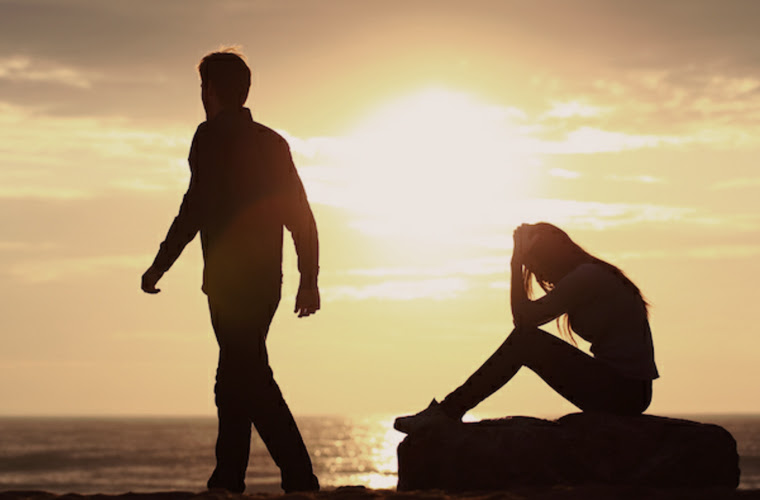 Resultado de imagem para Uma mulher e um homem que se amavam