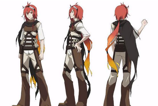 Rokka No Yuusha Characters