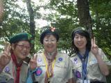 20080817-6夏キャン(山中野営場)