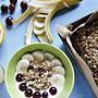 Miodowo-cynamonowa granola na dobry początek dnia