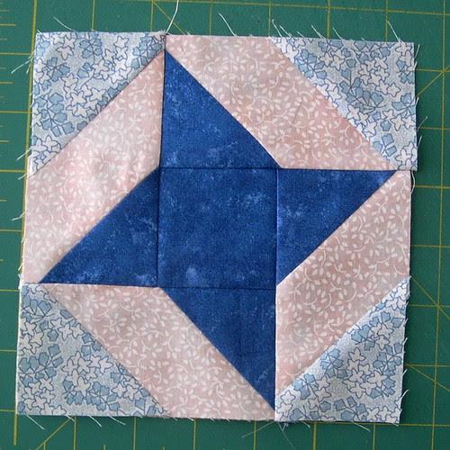 Quartered Star Block