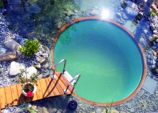 Billabong Natural Swimming Pools Employ Mother Nature to Keep ...