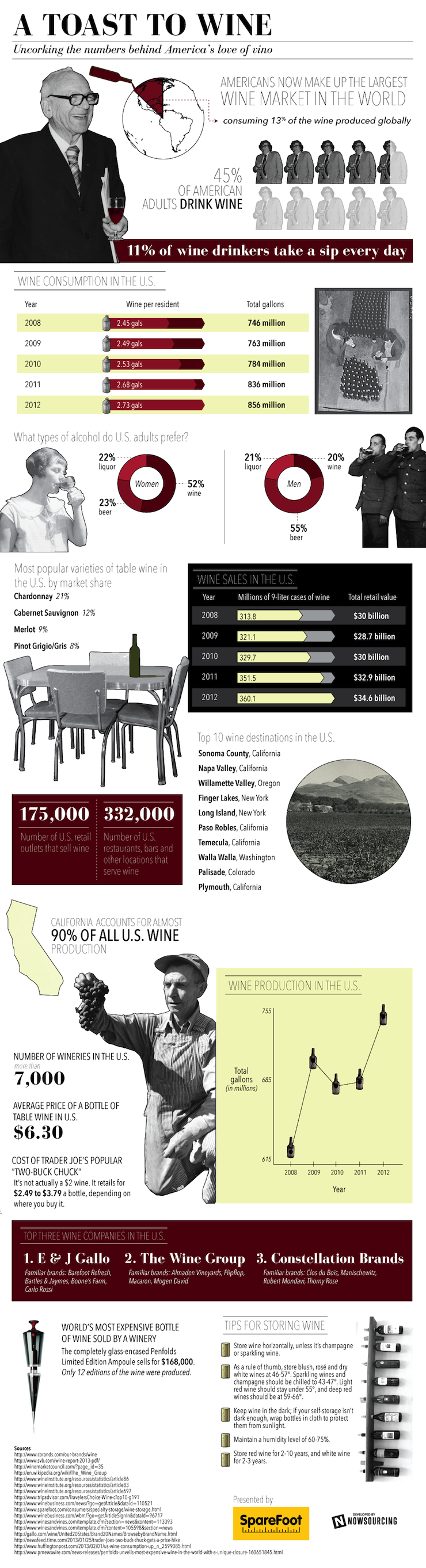 Wine Infographic
