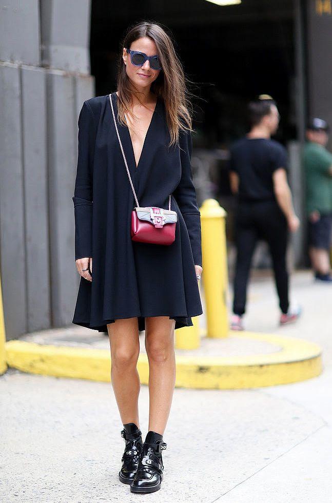 Le Fashion Blog Street Style Blue Sunglasses Plunge Neck Proenza Schouler Little Black Dress Mini Bag Balenciaga Cut Out Boots Popsugar photo Le-Fashion-Blog-Street-Style-Blue-Sunglasses-Plunge-Neck-Proenza-Schouler-Little-Black-Dress-Mini-Bag-Balenciaga-Boots-Popsugar-1.jpg