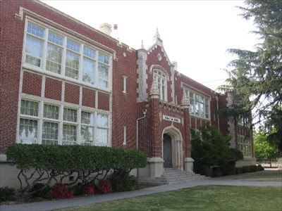 El Dorado Elementary School Stockton Ca Us National Register