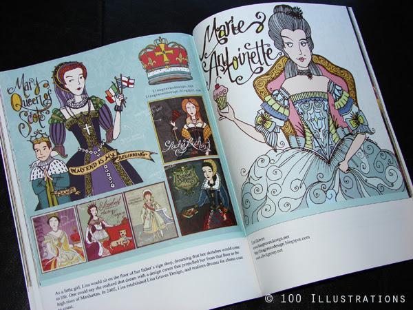 100 Illustrations 2011 009