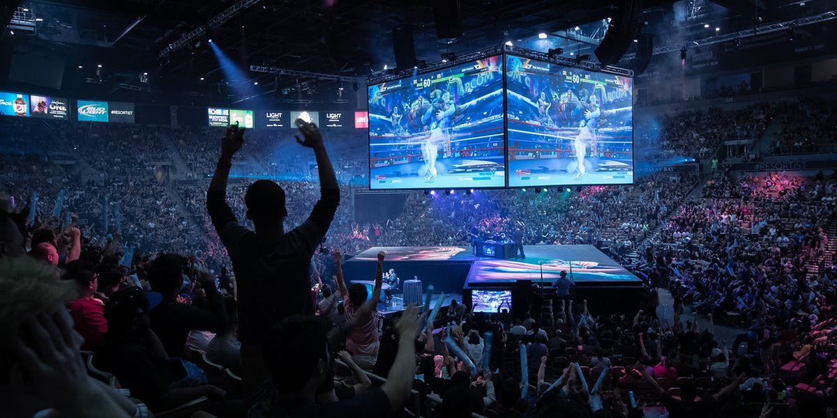 EVO, the world's biggest fighting game tournament, will now allow coaching screenshot