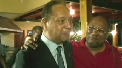 Haiti's Former Dictator Returns From Exile